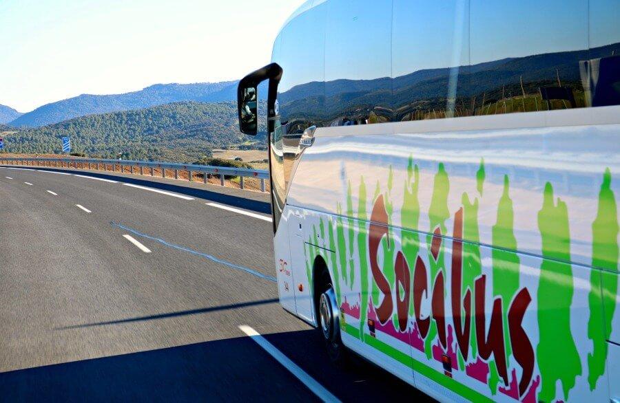 Viajar de Sevilla a Madrid en autobús de Socibus
