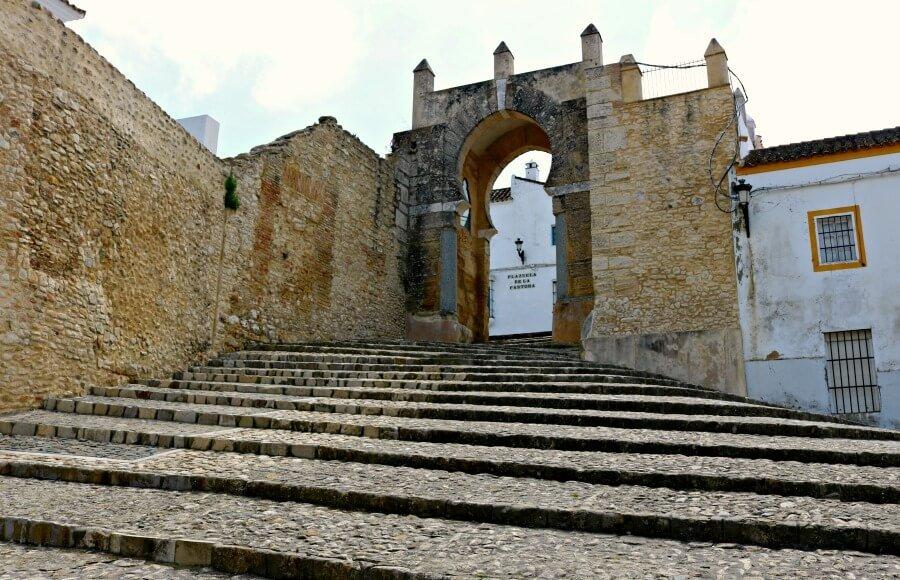 Arco de la Pastora - Qué ver en Medina Sidonia