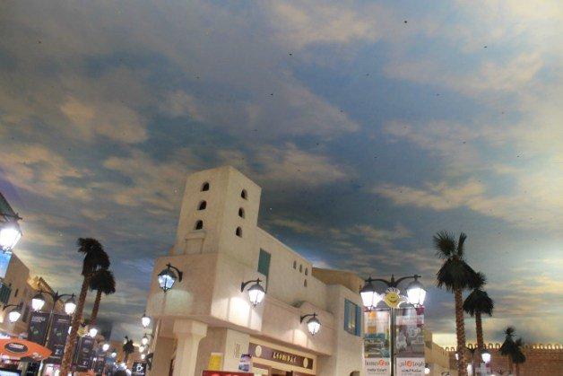 Batutta Mall imitando una calle