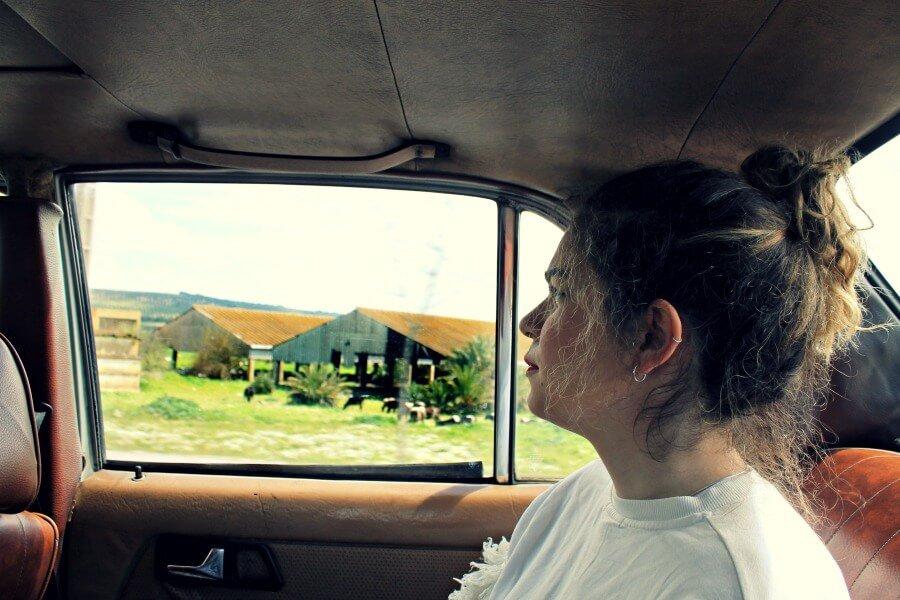 Excursión en taxi por Marruecos