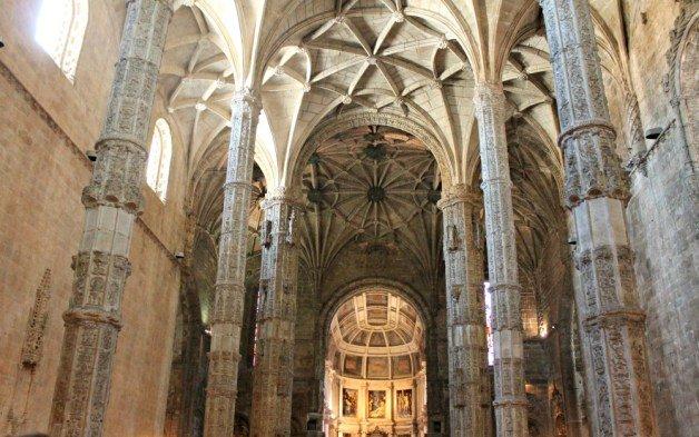 Iglesia del Monasterio de los Jerónimos - Qué ver en Lisboa