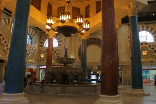 La Alhambra en el Ibn Batutta Mall