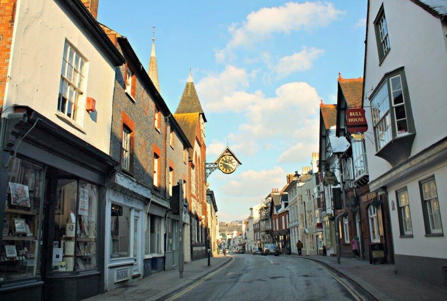 Lewes, un pueblo bonito muy cerca de Brighton