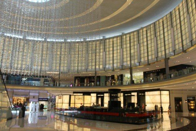 Los mejores Centros comerciales de Dubái