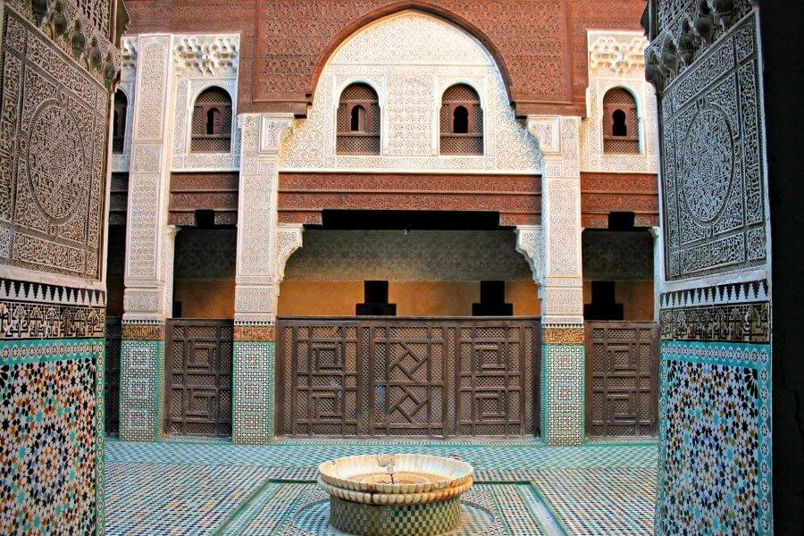 Madrasa Bou Inania de Meknès