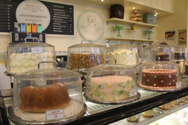 Magnolia Bakery de Dubái