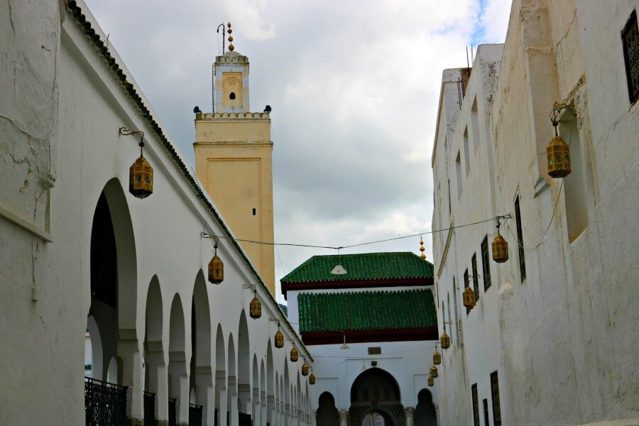 Mausoleo de Moulay Idriss
