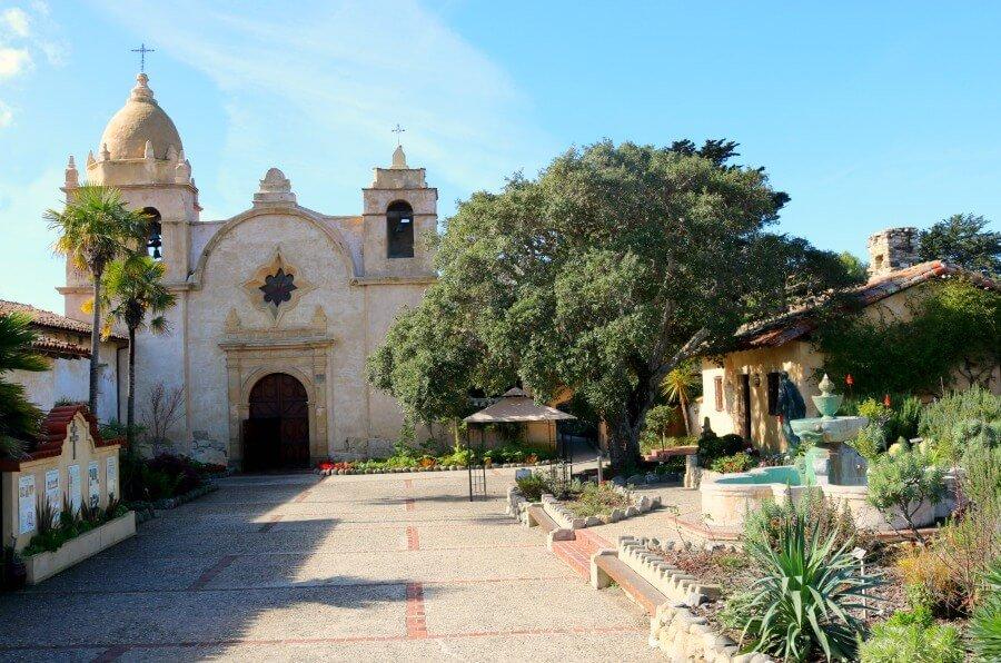 Misión de Carmel-by-the-Sea