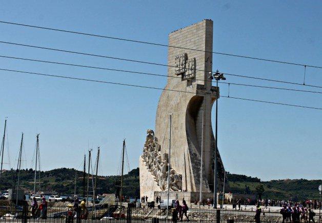 Monumento a los Descubrimientos de Belém