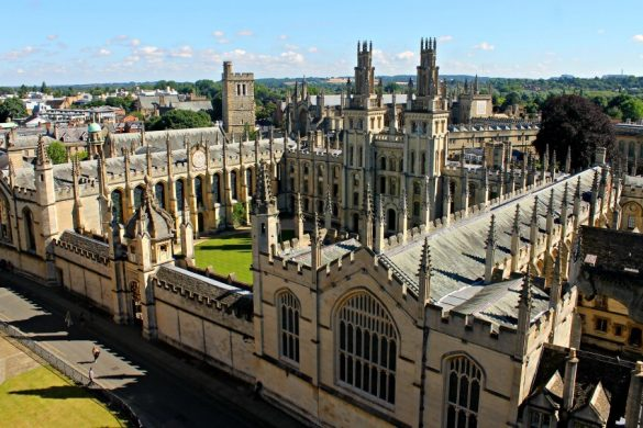 Oxford - Excursiones desde Brighton