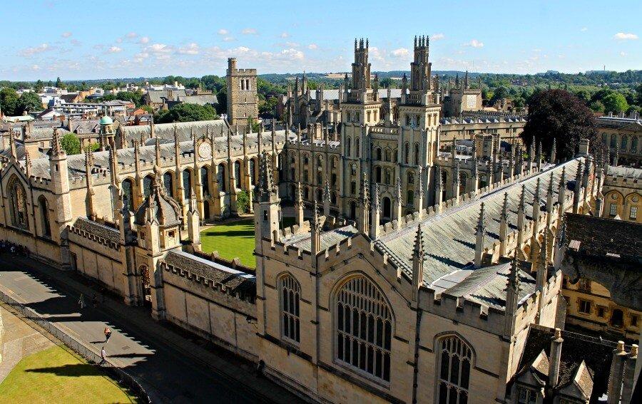 Oxford - Excursiones desde Brighton