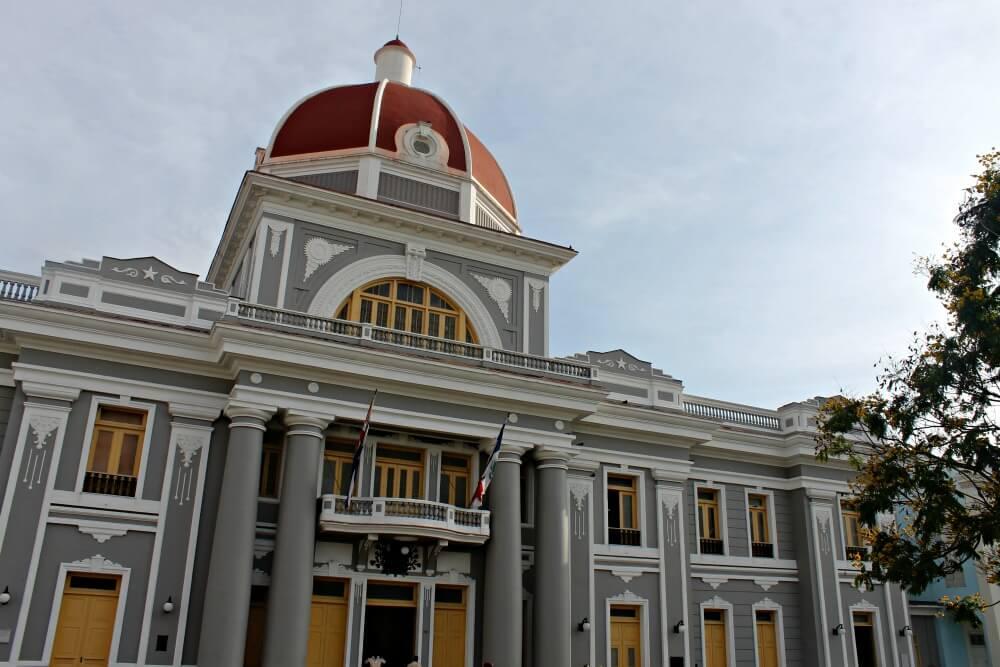 Palacio de Gobierno - Cienfuegos