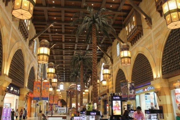 Palmeras del Ibn Batuta Mall - Centros comerciales de Dubái