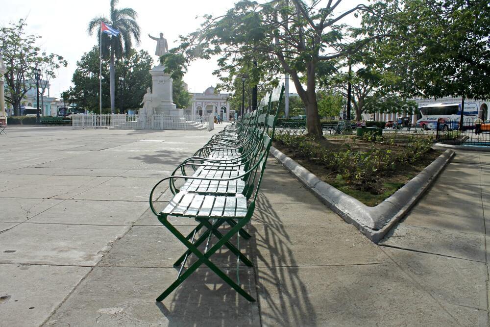 Parque José Martí - Qué ver en Cienfuegos
