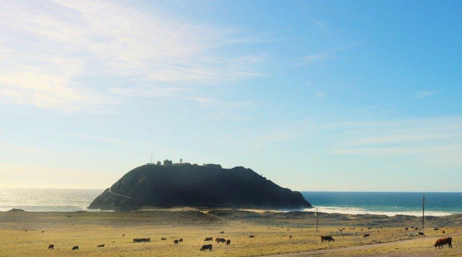 Point Sur State Historic Park - Big Sur California