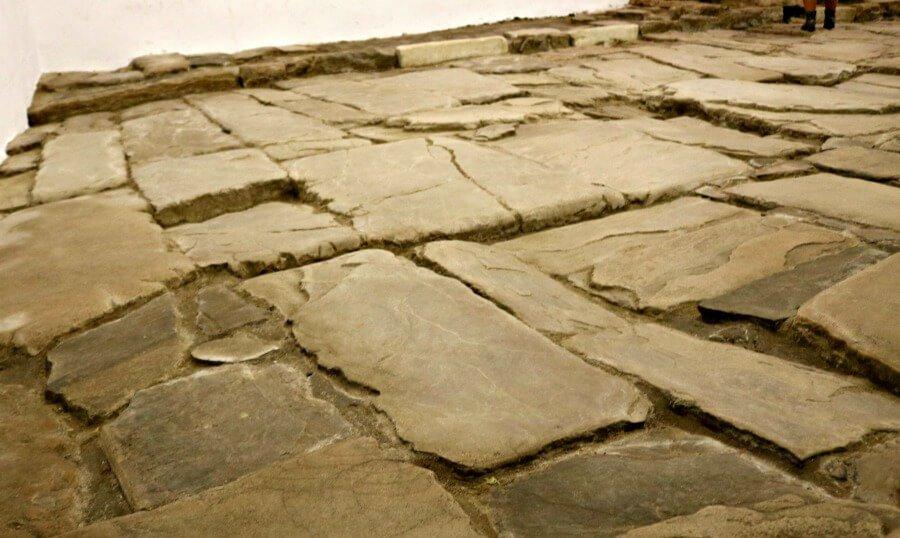 Restos de la Calzada Romana - Qué ver en Medina Sidonia
