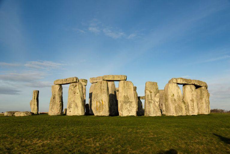 Stonehenge - Foto de VisitBritain