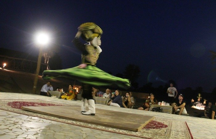 Baile tradicional emiratí