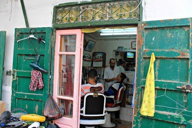 Barbería en Tetuán