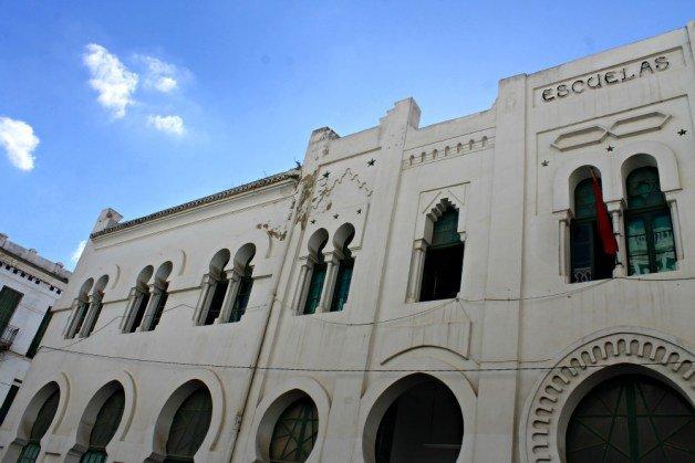 Precioso colegio estilo marroquí