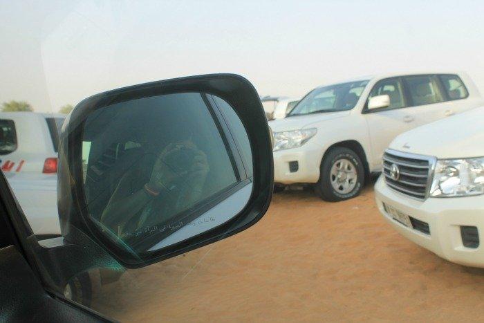 De safari al desierto de Dubái