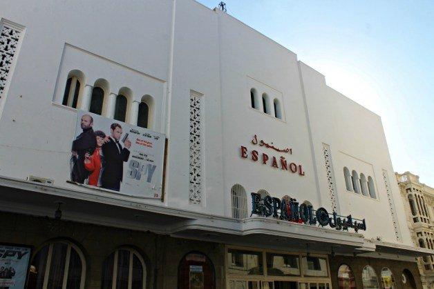 El cine español de Tetuán