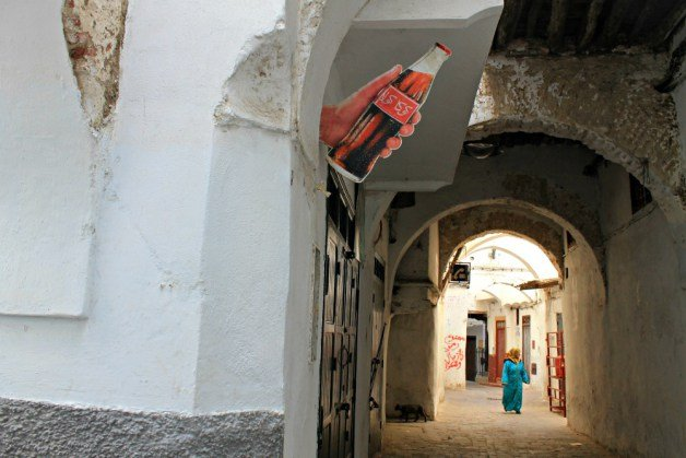 Imágenes de las medinas marroquíes