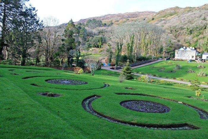 Jardín Victoriano de Kylemore