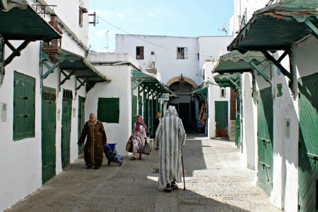 La vida en Tetuán - Viajar a Marruecos