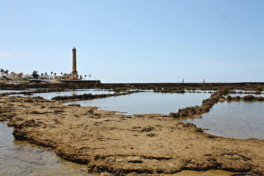 Los Corrales de Chipiona y el Faro más alto de España