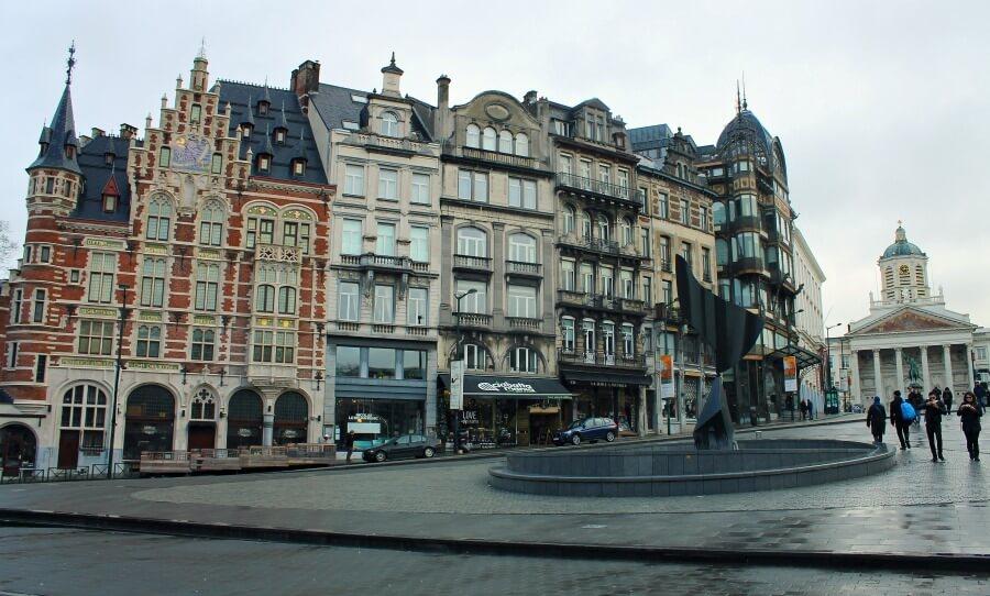 Qué hacer en Bruselas, un free tour por la ciudad