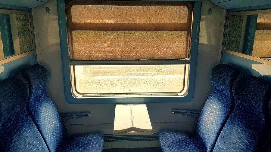 Viajar en tren en Marruecos - Fez, Meknés y Rabat