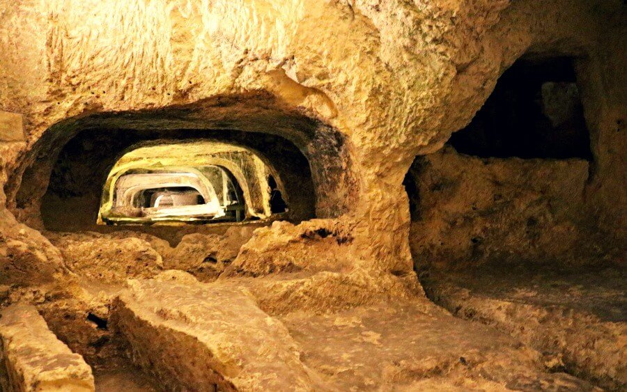 Catacumbas de Rabat - Imprescindibles que ver en Malta