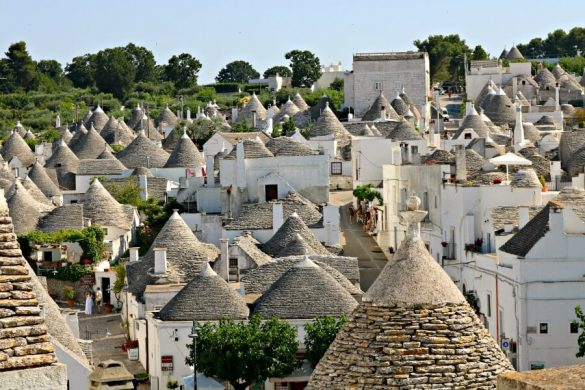 Las casas trulli de Alberobello - Un imprescindible en Puglia