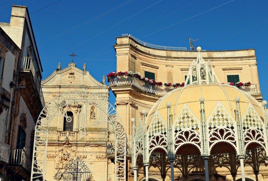 Martina Franca, un pueblo con encanto en el sur de Italia