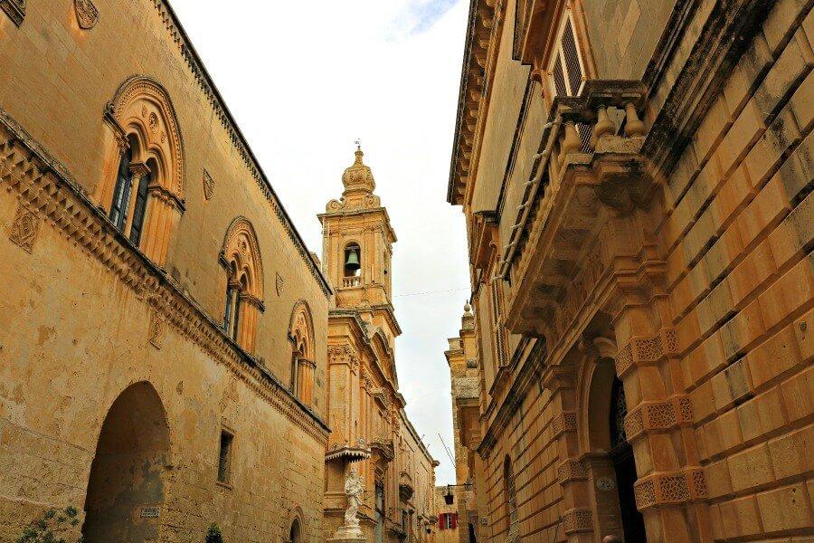 Mdina, la ciudad del silencio - Imprescindibles en Malta