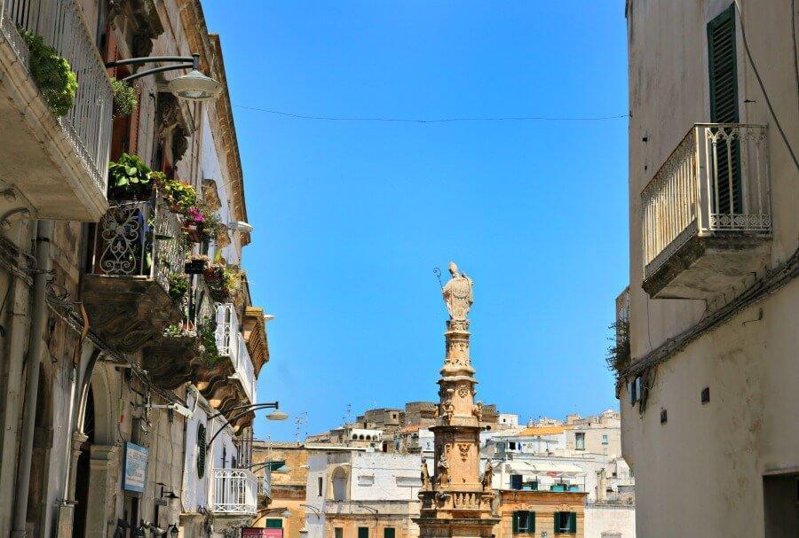 Ostuni, la Ciudad Blanca - Qué ver en Puglia