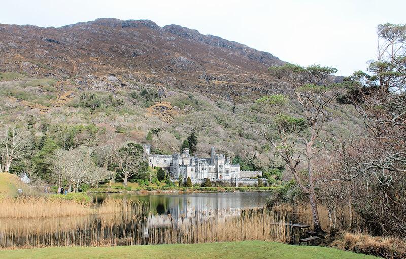 Ruta por Irlanda una semana: Abadía Kylemore