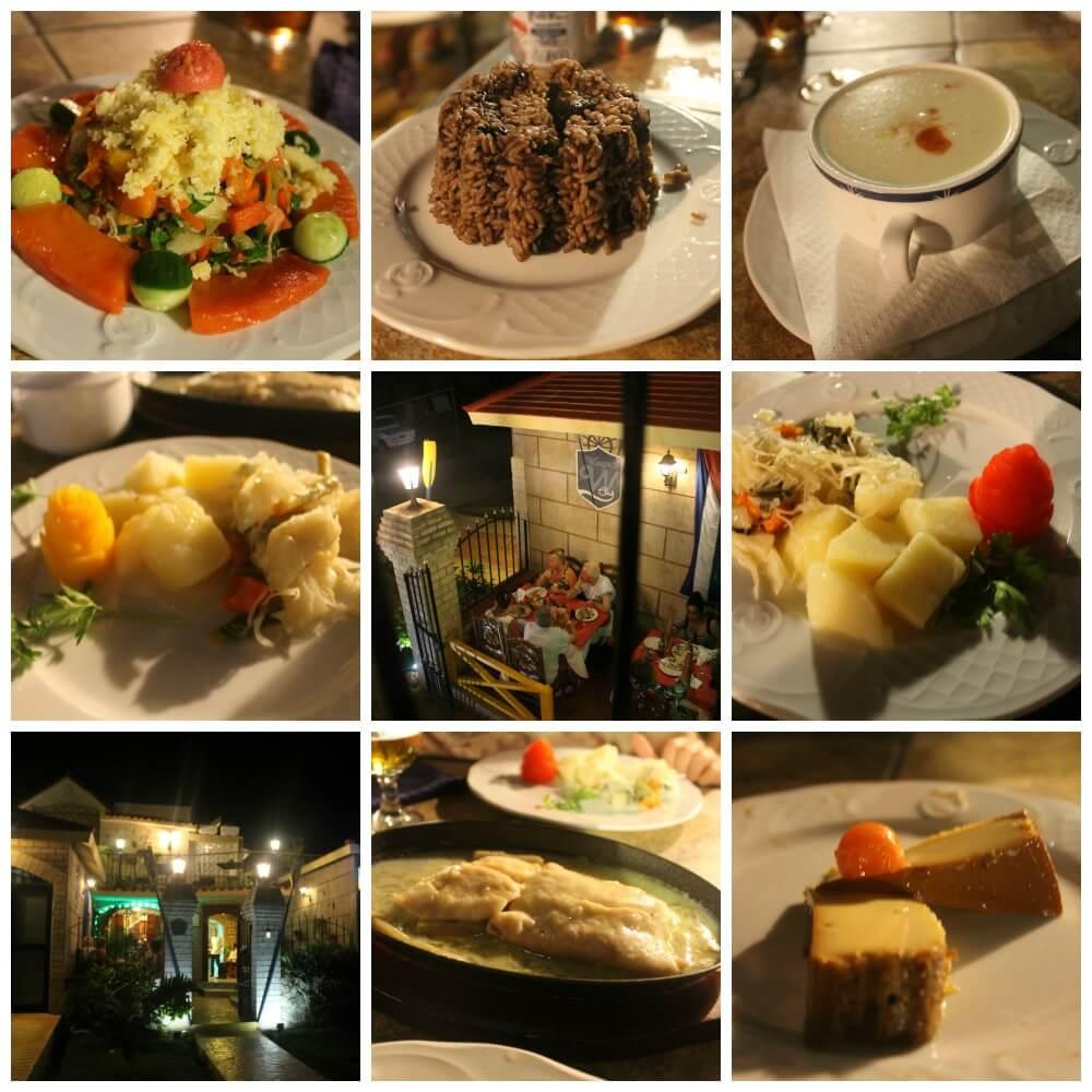 Dónde comer en Varadero - Waco's Club