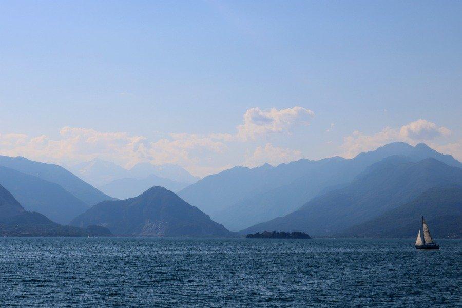 El Lago Maggiore no es el mayor de Italia