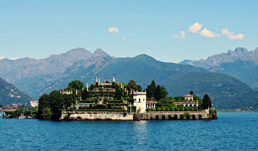 La Isola Bella del Lago Maggiore - Italia