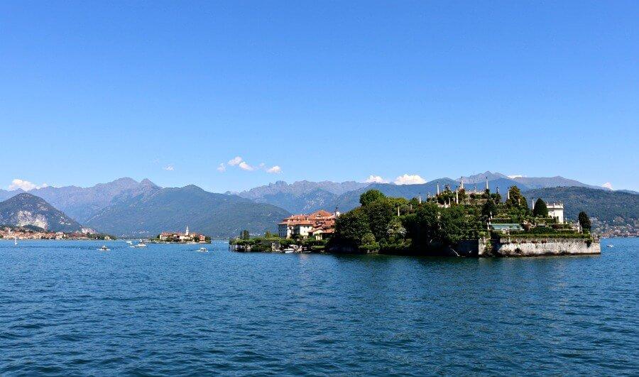 Las Islas Borromeas del Lago Maggiore