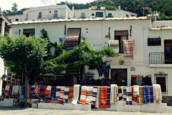 Pueblos de la Alpujarra granadina: Pampaneira