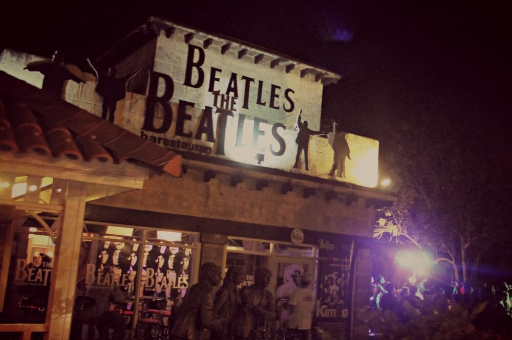 Salir de fiesta en Varadero - The Beatles