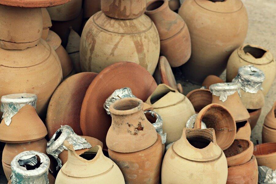 Avanos es una ciudad conocida por la cerámica