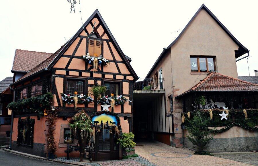 Bergheim, una parada en nuestra ruta por Alsacia en Navidad