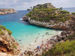 Caló des Moros, una bonita cala de Mallorca