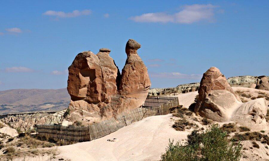 El Camello del Valle de la Imaginación en Capadocia por libre