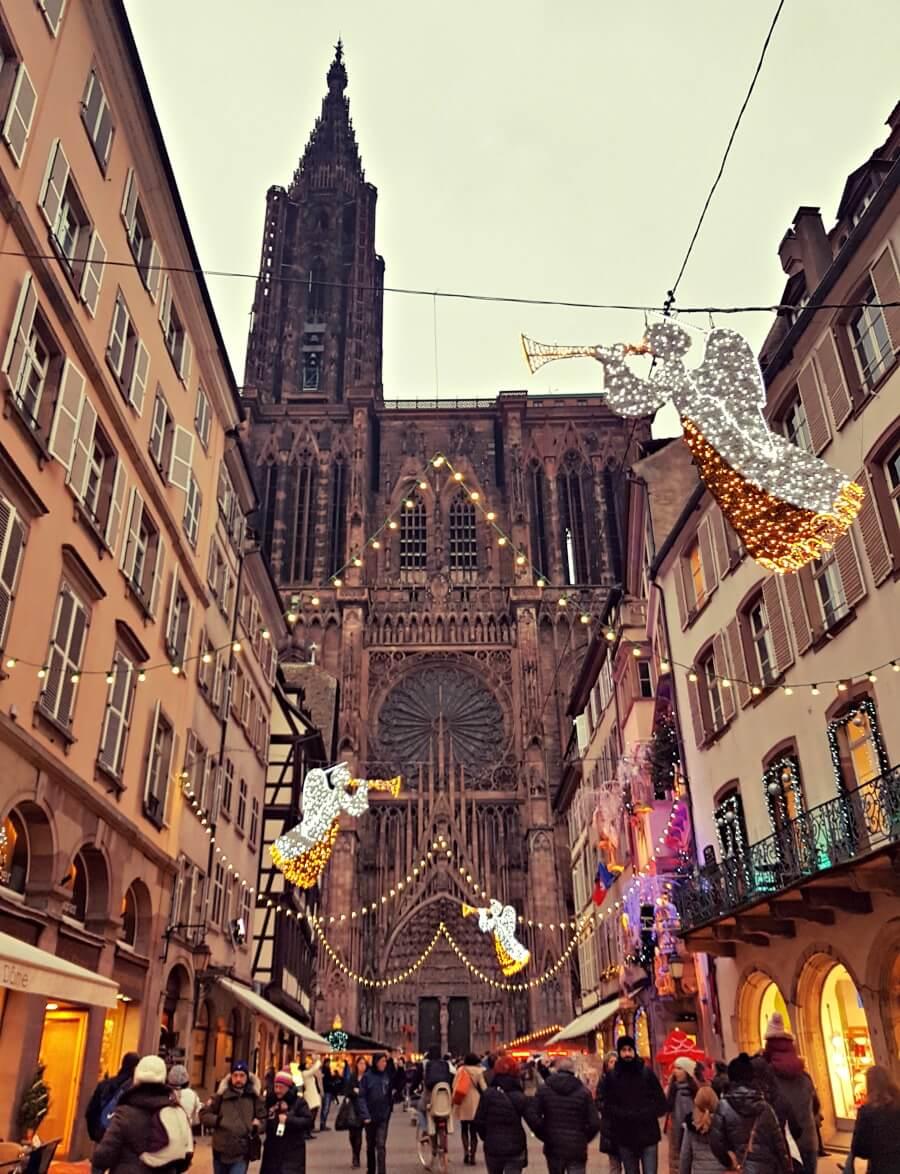 Estrasburgo, la capital de la Navidad en Francia