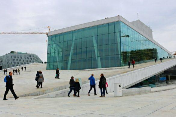 La Ópera de Oslo - Un imprescindible que ver en Oslo